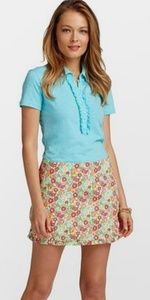 Lilly Pulitzer Callie cotton skirt
